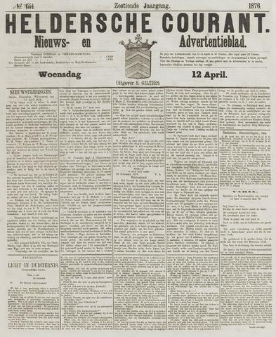 Heldersche Courant 1876-04-12