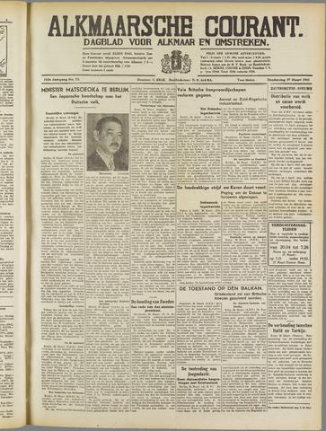 Alkmaarsche Courant 1941-03-27