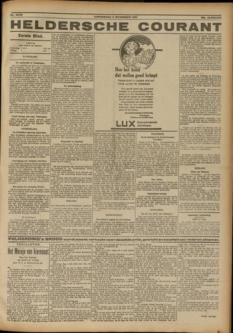 Heldersche Courant 1921-11-03