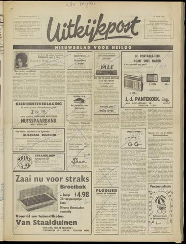Uitkijkpost : nieuwsblad voor Heiloo e.o. 1972-03-22