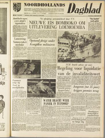 Noordhollands Dagblad : dagblad voor Alkmaar en omgeving 1960-10-12