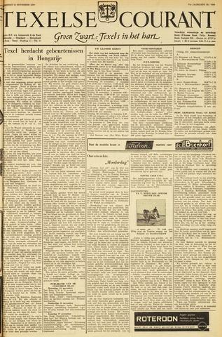 Texelsche Courant 1956-11-14