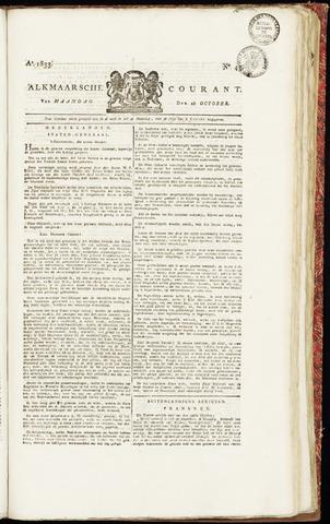 Alkmaarsche Courant 1833-10-28