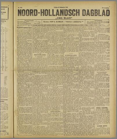 Ons Blad : katholiek nieuwsblad voor N-H 1922-12-29