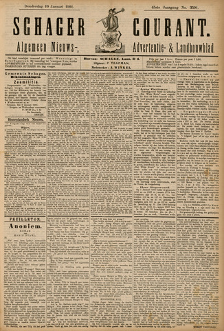 Schager Courant 1901-01-10