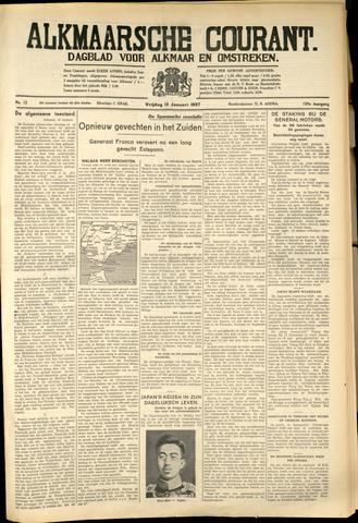 Alkmaarsche Courant 1937-01-15