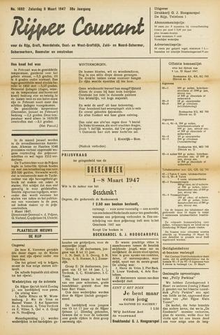 Rijper Courant 1947-03-08