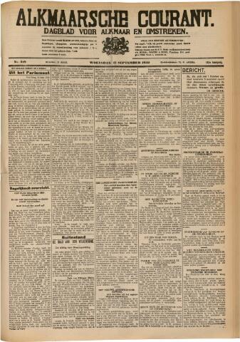 Alkmaarsche Courant 1930-09-17