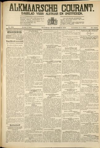 Alkmaarsche Courant 1930-12-29