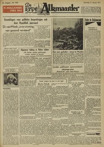 De Vrije Alkmaarder 1948-01-17