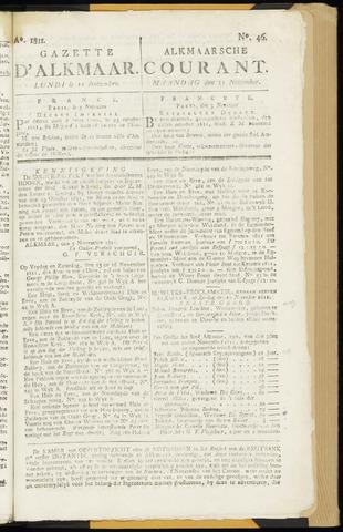 Alkmaarsche Courant 1811-11-11