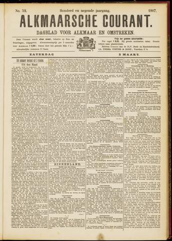 Alkmaarsche Courant 1907-03-02