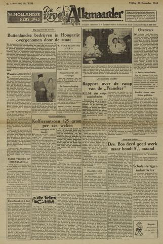 De Vrije Alkmaarder 1949-12-30
