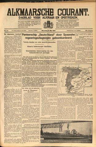 Alkmaarsche Courant 1937-05-31