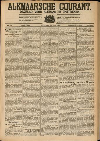 Alkmaarsche Courant 1930-07-28