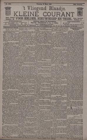 Vliegend blaadje : nieuws- en advertentiebode voor Den Helder 1895-03-20