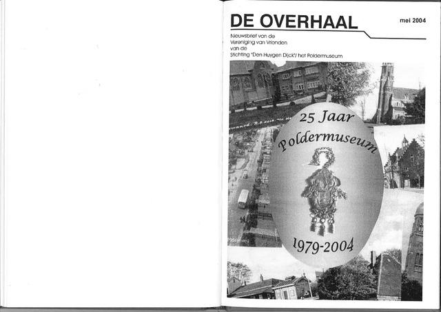 De Overhaal: historisch magazine Heerhugowaard 2004-05-01