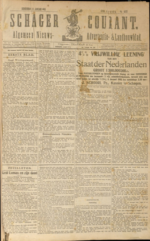 Schager Courant 1918