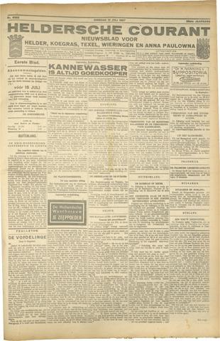 Heldersche Courant 1927-07-12