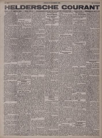 Heldersche Courant 1918-11-26