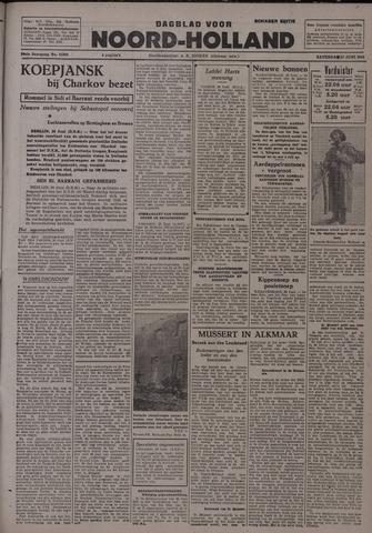 Dagblad Noord-Holland, Schager editie 1942-06-27