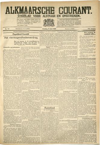 Alkmaarsche Courant 1933-06-09