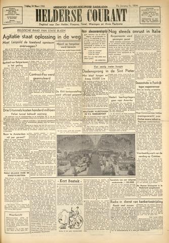 Heldersche Courant 1950-03-24