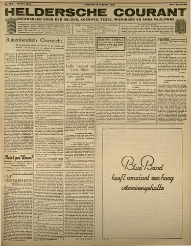 Heldersche Courant 1936-02-15