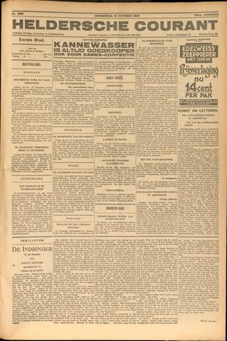 Heldersche Courant 1928-10-18