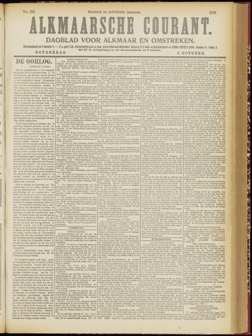 Alkmaarsche Courant 1916-10-05