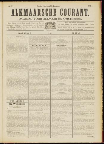 Alkmaarsche Courant 1910-06-22