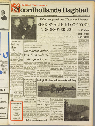Noordhollands Dagblad : dagblad voor Alkmaar en omgeving 1968-02-14
