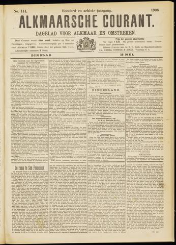 Alkmaarsche Courant 1906-05-15
