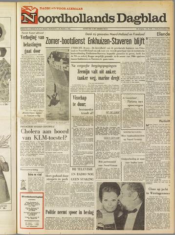 Noordhollands Dagblad : dagblad voor Alkmaar en omgeving 1965-11-26