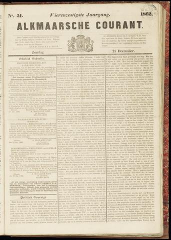 Alkmaarsche Courant 1862-12-21