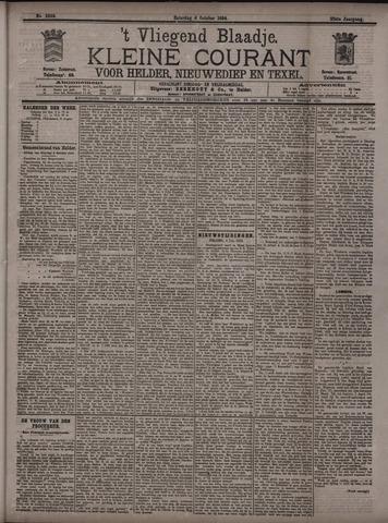 Vliegend blaadje : nieuws- en advertentiebode voor Den Helder 1894-10-06
