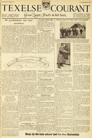 Texelsche Courant 1957-04-20