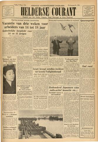 Heldersche Courant 1954-03-19