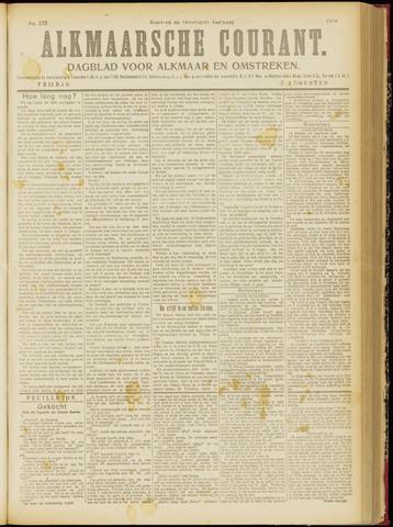 Alkmaarsche Courant 1918-08-02
