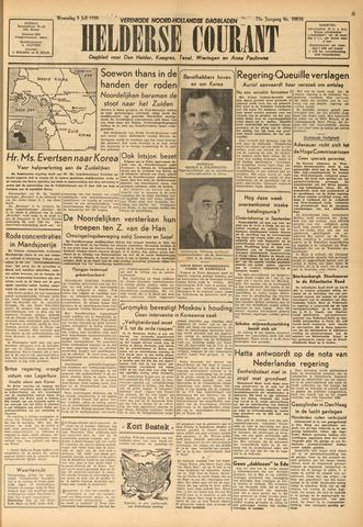 Heldersche Courant 1950-07-05