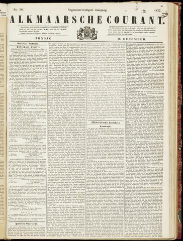Alkmaarsche Courant 1877-12-16