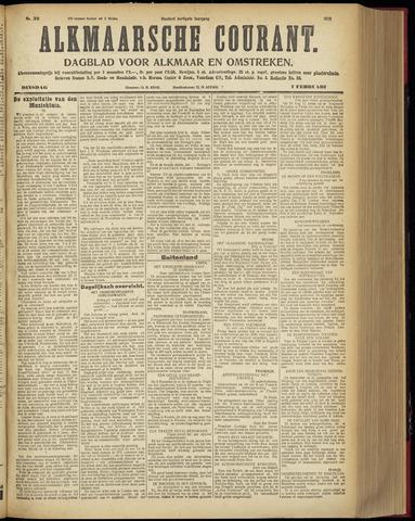 Alkmaarsche Courant 1928-02-07