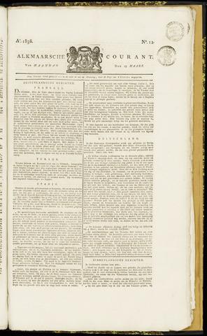 Alkmaarsche Courant 1838-03-19