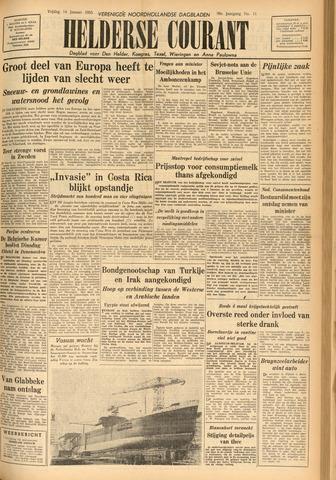 Heldersche Courant 1955-01-14
