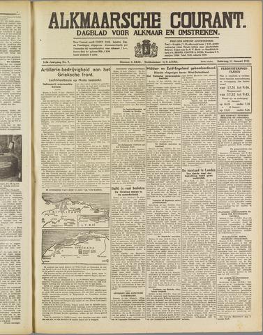 Alkmaarsche Courant 1941-01-11