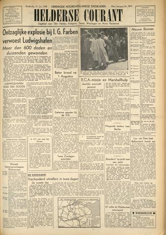 Heldersche Courant 1948-07-29