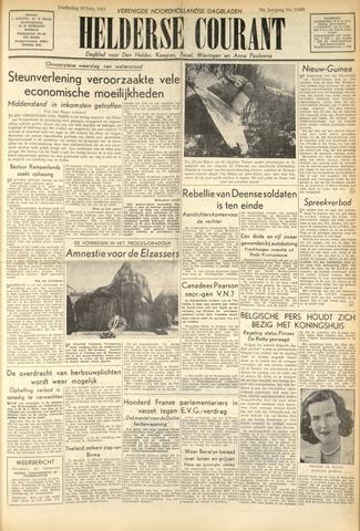 Heldersche Courant 1953-02-19