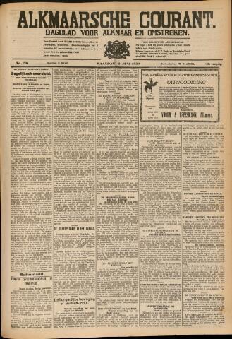 Alkmaarsche Courant 1930-06-02