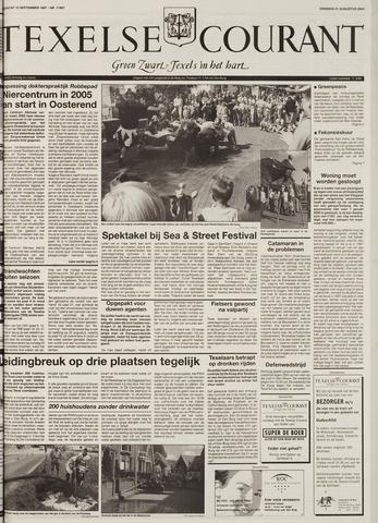 Texelsche Courant 2004-08-31