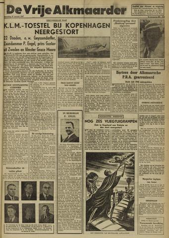 De Vrije Alkmaarder 1947-01-27